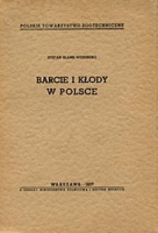 Barcie i kłody w Polsce