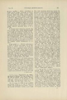 Urgeschichte der bildenden Kunst in Europa von den Anfängen bis um 500 vor Christi. - 3. Aufl. durges. un ergnzt., Moritz Hoernes (1852-1917), Wien, 1925 : [recenzja]