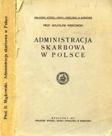 Administracja skarbowa w Polsce
