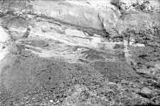Miejscowość nieznana : profil utworu lodowcowego