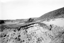 Holihrady, powiat Zaleszczyki (Podole) : widok na dolinę Seretu