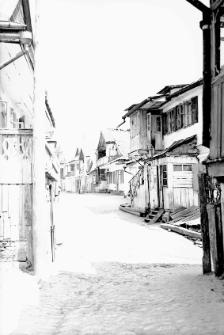 Miejscowość nieokreślona : fragment miasta