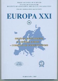 Europa XXI 16 (2007)