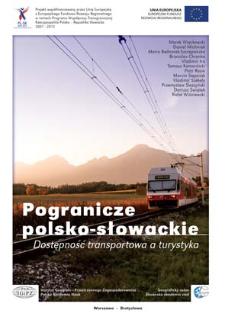 Pogranicze polsko-słowackie : dostępność transportowa a turystyka