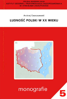 Ludność Polski w XX wieku