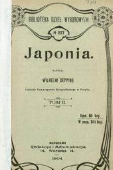Japonia. T. 2