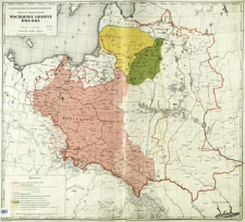 Wschodnie granice Polski
