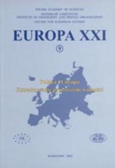 Europa XXI 9 (2003)