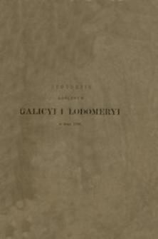 Geografia albo Dokładne opisanie królestw Galicyi i Lodomeryi