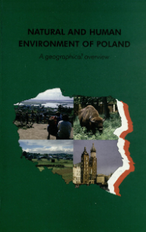 Natural and human environment of Poland : a geographical overview