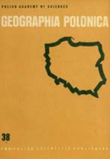 Geographia Polonica 38 (1978)