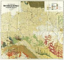 Przeglądowa mapa geologiczna ziem polskich i obszarów sąsiednich