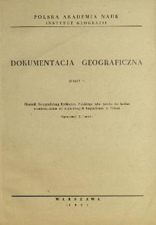 Słownik Geograficzny Królestwa Polskiego jako źródło do badań rozmieszczenia sił wytwórczych kapitalizmu w Polsce