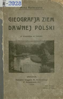Gieografja ziem dawnej Polski