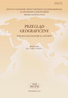 Zagospodarowanie terenów zagrożonych powodziami w gminach województwa łódzkiego = Land use in flood-prone areas of Poland's Łódź voivodship