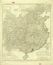 Carte generale de la Chine