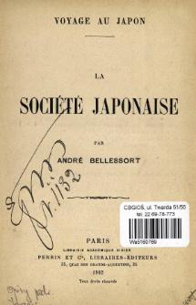 La société japonaise