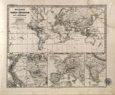 Dr. K. v. Spruner's Hand-Atlas für die Geschichte des Mittelalters und der neueren Zeit : 90 colorirte Karten in Kupferstichit. Lfg 1-23