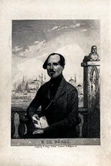 Des Wagners E. Ch. Döbel Wanderungen im Morgenlande. Bd. 1 / hrsg. von Ludwig Storch.