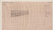 KZG, V 14 B, profil archeologiczny E wykopu