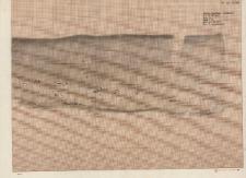 KZG, V 14 B, profil archeologiczny N wykopu