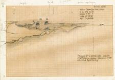 KZG, V 14 AC, profil archeologiczny wykopu