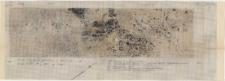 KZG, VI 502-602 AC, plan archeologiczny wykopu