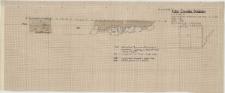 KZG, VI 402 C, profil archeologiczny południowy, narożnik północno-wschodni nawy