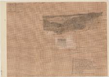 KZG, VI 601 BD, profil archeologiczny południowy wykopu