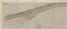 KZG, I 800 B D, 900 B D, 1000 D, profil archeologiczny N wykopu
