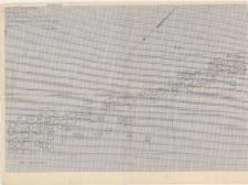 KZG, IV 98 B D, 198 B, plan archeologiczny wykopu