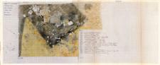 KZG, I 498 B, 499 A C, plan archeologiczny wykopu