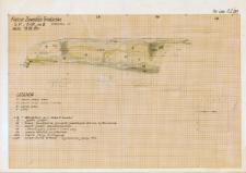 KZG, VI 401 B, profil archeologiczny N wykopu