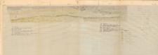 KZG, VI 302 A C, 402 A, profil archeologiczny N wykopu