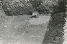 Grave 5-58, burial. Hearth 2-58