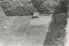 Grave 5-58, burial. Hearth 2-58