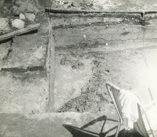 st. Paul Collegiate, excavations