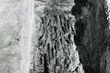 Burnt rampart construction
