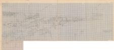 KZG, IV 99 A C, 98 A B C, 198 B D, plan archeologiczny wykopu