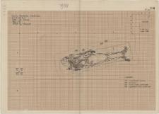 KZG, VI 401 C, plan archeologiczny wykopu, grób 4-88