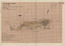 KZG, VI 401 B D, profil archeologiczny N wykopu