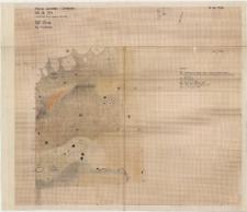 KZG, VI 501 A, plan archeologiczny wykopu, grób 1-89