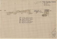KZG, VI 402 C D, profil archeologiczny wykopu, grób 2-91