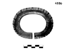 bracelet (Bożeń) - chemical analysis