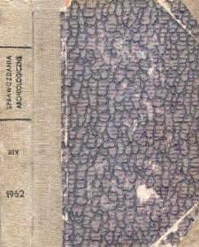 Badania terenowe Ekspedycji Wykopaliskowej w Wólce Łasieckiej, pow. Łowicz, w 1959 r.