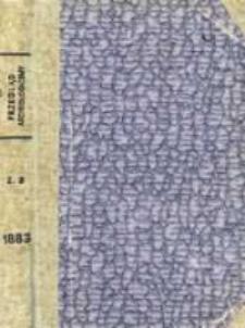 Przegląd Archeologiczny : organ c. k. Konserwatoryi Pomników i Towarzystwa Archeologicznego Krajowego we Lwowie Z. 3 (1883)