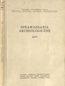 Analiza antropologiczna neolitycznego pochówka szkieletowego z Kietrza, pow. Głubczyce