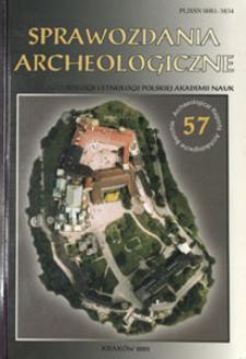 Gräberfeld aus der jüngeren Kaiserzeit in Otorowo, Kr. Szamotuły, Woiw. wielkopolskie, Fundstelle 66
