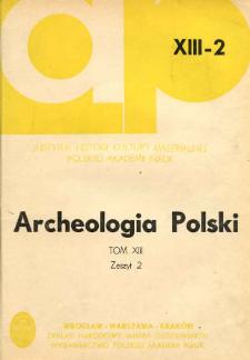 Archeologia w systemie nauk historycznych