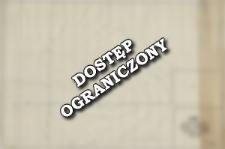 Plan sytuacyjno-wysokościowy stanowiska archeologicznego, wieś Woryty, pow. Olsztyn